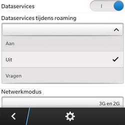 BlackBerry Q5 - Internet - handmatig instellen - Stap 8