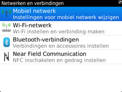 BlackBerry 9360 Curve - Internet - Aan- of uitzetten - Stap 5