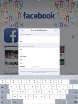 Apple Apple iPad Pro 12.9 - iOS 11 - Applications - Télécharger des applications - Étape 16