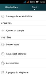Huawei Y3 - Appareil - Mises à jour - Étape 4