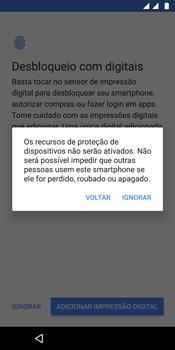 Motorola Moto G6 Plus - Primeiros passos - Como ativar seu aparelho - Etapa 15
