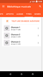 HTC Desire 650 - Photos, vidéos, musique - Ecouter de la musique - Étape 7