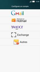 Huawei Y5 - E-mail - Configuration manuelle - Étape 5