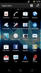 Sony LT30p Xperia T - Applicaties - Applicaties downloaden - Stap 3