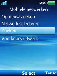 Sony Ericsson W100i Spiro - Buitenland - Bellen, sms en internet - Stap 5