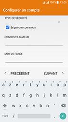 ZTE Blade V8 - E-mail - Configuration manuelle - Étape 17
