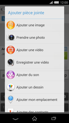Sony Xperia Z2 - Contact, Appels, SMS/MMS - Envoyer un MMS - Étape 15