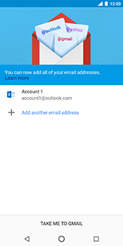 Nokia 7 Plus - E-mail - Manual configuration (outlook) - Step 12
