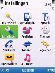 Nokia 6700 slide - Internet - handmatig instellen - Stap 4