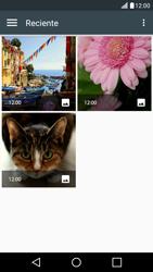 LG K10 4G - Mensajería - Escribir y enviar un mensaje multimedia - Paso 15