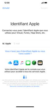 Apple iPhone XR - Données - créer une sauvegarde avec votre compte - Étape 4