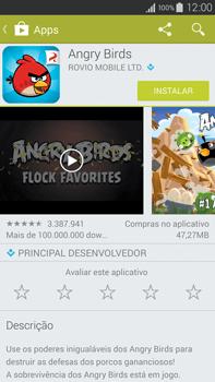 Samsung N910F Galaxy Note 4 - Aplicativos - Como baixar aplicativos - Etapa 17