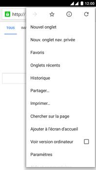 OnePlus 2 - Internet - Navigation sur internet - Étape 9