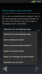 Samsung Galaxy Core LTE 4G (SM-G386F) - Applicaties - Account aanmaken - Stap 13