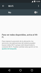 Motorola Moto G 3rd Gen. (2015) (XT1541) - WiFi - Conectarse a una red WiFi - Paso 5