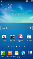 Samsung C105 Galaxy S IV Zoom LTE - Internet - Automatisch instellen - Stap 3