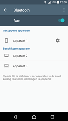 Sony Xperia XA - Android Nougat - Bluetooth - koppelen met ander apparaat - Stap 10