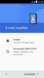Huawei Y625 - E-mail - e-mail instellen (gmail) - Stap 7