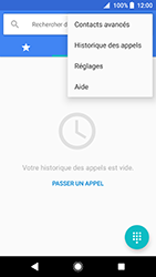 Sony Xperia XZ Premium - Android Oreo - Messagerie vocale - configuration manuelle - Étape 6