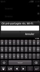 Nokia 808 PureView - Wifi - configuration manuelle - Étape 7