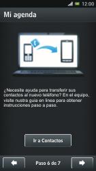 Sony Xperia J - Primeros pasos - Activar el equipo - Paso 9