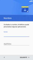 Motorola Moto G 3rd Gen. (2015) (XT1541) - Primeros pasos - Activar el equipo - Paso 13