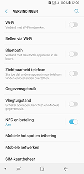Samsung Galaxy A8 (2018) (SM-A530F) - Buitenland - Internet in het buitenland - Stap 6