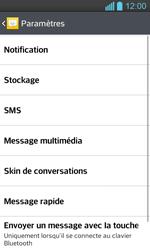 LG P710 Optimus L7 II - SMS - configuration manuelle - Étape 6