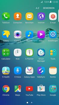 Samsung G928F Galaxy S6 Edge + - SMS - Handmatig instellen - Stap 3