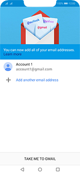 Huawei Mate 20 Lite - Email - 032a. Email wizard - Gmail - Step 12