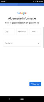 Sony xperia-10-I4113 - Applicaties - Account aanmaken - Stap 8
