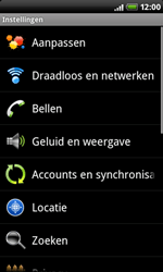 HTC A8181 Desire - Bluetooth - koppelen met ander apparaat - Stap 6