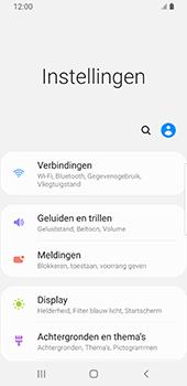 Samsung Galaxy S9 Android Pie - Internet - aan- of uitzetten - Stap 4