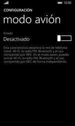 Nokia Lumia 635 - Funciones básicas - Activar o desactivar el modo avión - Paso 5