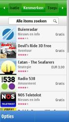 Nokia C5-03 - Applicaties - Applicaties downloaden - Stap 7