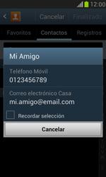 Samsung Galaxy S3 Mini - Mensajería - Escribir y enviar un mensaje multimedia - Paso 7