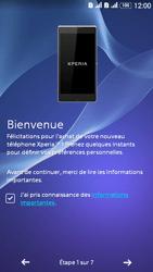Sony Xperia E4g - Premiers pas - Créer un compte - Étape 6