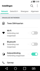 LG K4 2017 - Internet - Aan- of uitzetten - Stap 3