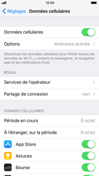 Apple iPhone 7 iOS 11 - Internet - activer ou désactiver - Étape 4