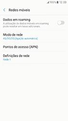Samsung Galaxy A3 (2017) - Internet no telemóvel - Como ativar 4G -  8