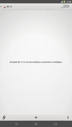 Sony C6833 Xperia Z Ultra LTE - WiFi - Handmatig instellen - Stap 6
