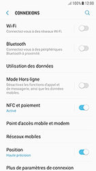 Samsung Galaxy J3 (2017) - Bluetooth - connexion Bluetooth - Étape 7