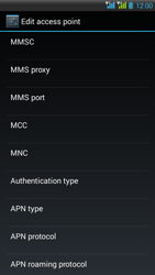 HTC Desire 516 - Internet - Manual configuration - Step 11