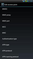 HTC Desire 516 - Internet - Manual configuration - Step 11