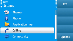 Nokia N97 - Voicemail - Manual configuration - Step 4