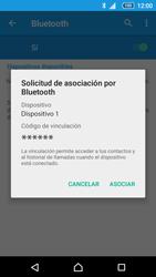 Sony Xperia Z5 Compact - Bluetooth - Conectar dispositivos a través de Bluetooth - Paso 7