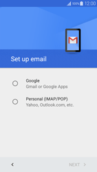 Samsung A300FU Galaxy A3 - E-mail - Manual configuration (gmail) - Step 7