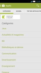 Bouygues Telecom Ultym 4 - Applications - Télécharger une application - Étape 7