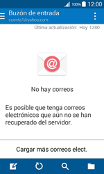 Samsung Galaxy Core Prime - E-mail - Configurar Yahoo! - Paso 4