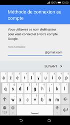 HTC Desire 626 - Premiers pas - Créer un compte - Étape 16